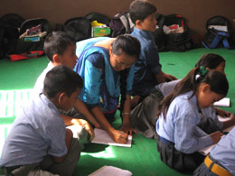 School Development in Nepal